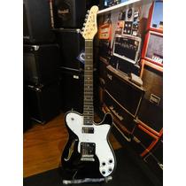 Guitarra Jay Turser Telecaster Jt-lt 69 Custom Black