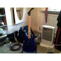Kramer Striker Fr424 Guitarra Costumizada