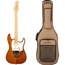 Guitarra Godin Session Rustic Burst Sg Mn Bag Made In Canada