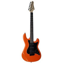 Guitarra Strinberg Egs267 Strato Humbucker - Laranja