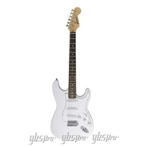 Guitarra Gbspro Stratocaster Special - Branca Frete+blindag