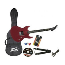 Kit Guitarra Extreme Peavey - Loja Fisica 12x S/ Juros