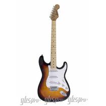 Guitarra Gbspro Stratocaster Special - Sunburst Frete Grátis