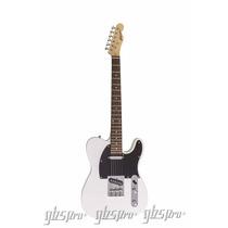 Guitarra Gbspro Telecaster-branco Frete Gratis+blindagem