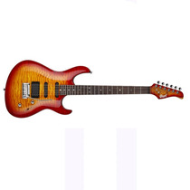 Guitarra Cort 6 Cordas Cherry Red Sunburst Gcustomcrs