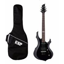 Guitarra Esp Ltd F10 24 Casas Com Bag