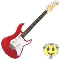 Guitarra Yamaha Pacífica 012 C/ 22 Trates - Oferta Kadu Som