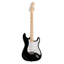 Guitarra Michael Gm217 Stratocaster Standard - Preta