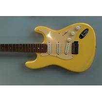 Guitarra Sem Marca Impressa, Comprada Como Marca Luthier