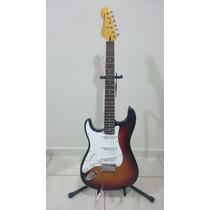 Guitarra Vintage Lv6 Canhota