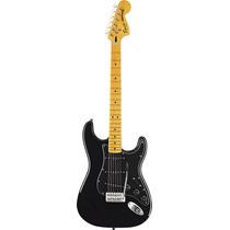 Squier Vintage Modified 70s Stratocaster Blk . Guitarra