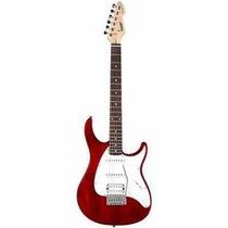 Promoção! Peavey Raptor Plus Ssh Guitarra Strato Vermelha