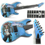 Esp Ltd Heavy Metal 1 Kirk Hammett Metallica