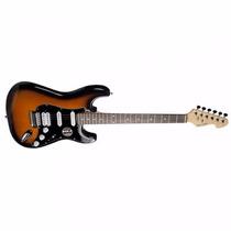 Guitarra Stratocaster Michael Gm237 Sumburst, 02992