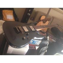 Guitarra Elétrica 6 Cordas Mh50 Esp Ltd - Troco