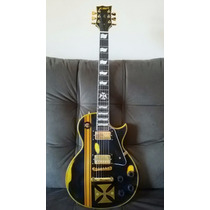 Pronta Entrega - Esp Iron Cross Black James Hetfield