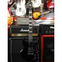 Guitarra Sg Jay Turser Jt50 Custom Black