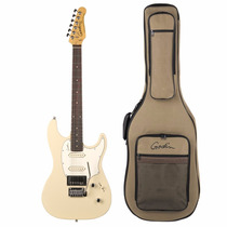 Guitarra Godin Session Rosewood-fb Cream 035328 Com Bag