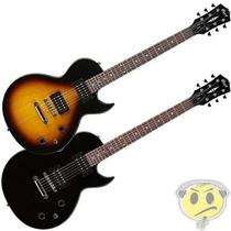 Guitarra Cort Les Paul Cr50 Top - Loja Kadu Som