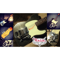 Relic Custom Shop Hot Rod Deluxe Telecaster + Brindes
