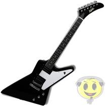 Guitarra Explorer Dolphin Dgx-02 - Loja Kadu Som