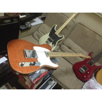 Guitarra Telecaster Custon N Zaganin -- Troco
