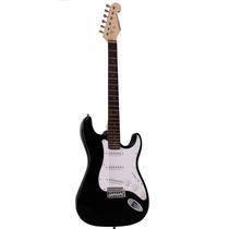 Guitarra Giannini G100 Bk/wh C/tremolo 3 Captadores