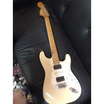 Guitarra Modelo Stratocaster Luthier Sob Encomenda... Linda