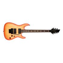 Guitarra Waldman Com Captadores Duplos Floyd Rose Basswood T