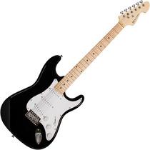 Guitarra Stratocaster Michael Gm217 Bk Preta Basswood