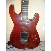 Guitarra Pro Line 2 Rara Madeira De Lei Captação Emg America