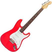 Guitarra Stratocaster Benson Etl10s Vermelha