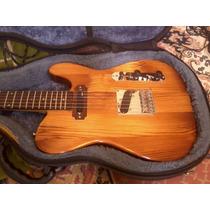 Telecaster Luthier Pinho De Riga Emg Ativos, Fender, Gibson,