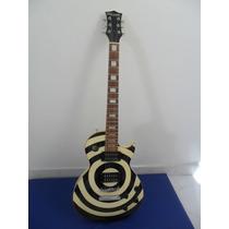 Guitarra Walczak Les Paul Custom Shop Bull