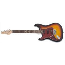 Guitarra Giannini Canhota G-100 Lh 3ts - Gt0195