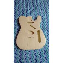 Corpo De Guitarra Modelo Da Fender