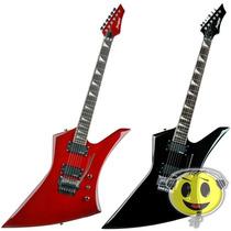 Guitarra Strinberg Clg48 Explorer Nota - Loja Kadu Som