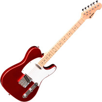 Guitarra Telecaster Phoenix Tl1 Vermelha Estilo Apple Candy