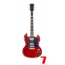 Guitarra Sg Michael Gm850 Hammer Vermelha