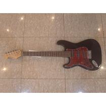 Guitarra Gianinni Sonic X Series - Canhota Preta