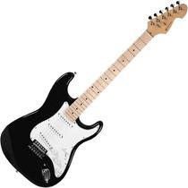 Guitarra Stratocaster Advanced Michael Gm227 Mbk Preta