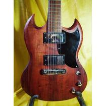 Guitarra Blackheart Sg Gibson Epiphone Luthier Cast