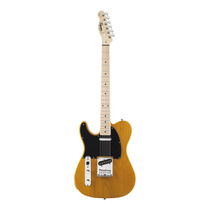 Guitarra Tele Squier By Fender Affinity Lh Butterscotch Blon