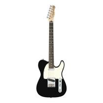 Guitarra Tele Squier By Fender Standard Black Metallic