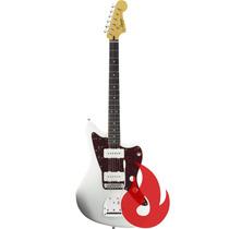 Guitarra Squier Vintage Modified Jazzmaster Branca . Loja !