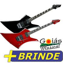 Guitarra Strinberg Clg48 Explorer Nota Fiscal Loja Garantia