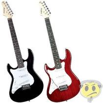 Guitarra Strinberg Strato Canhota Egs216 Lh - Loja Kadu Som
