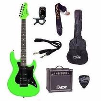 Kit Guitarra Strinberg Egs267 Vd + Amplificador + Acessórios
