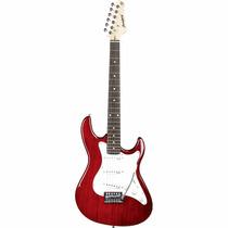 Guitarra Egs216 Vermelha Strinberg