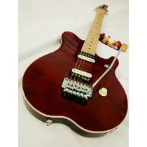 Guitarra Strimberg Clg63 Music Man Floid Rose Zerada